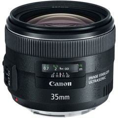 EF-S 35 mm f 2.8  IS STM MACRO